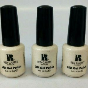 Red Carpet Manicure LED Gel Polish, Glitteratzzi